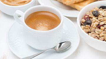aamupala, kahvi
