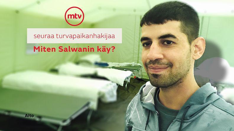 Miten Salwanin käy