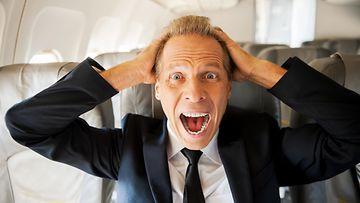 lentokone matkustaja