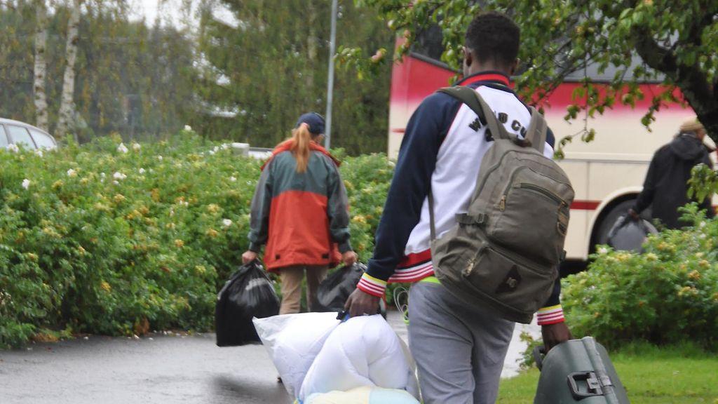 Hätämajoitus löytyi Liedosta – nyt turvapaikanhakijat pääsivät seuraavaan majoituspaikkaan ...