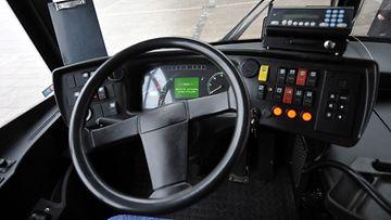 Bussin ohjaamo