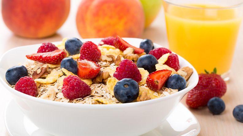 Murot aamupala