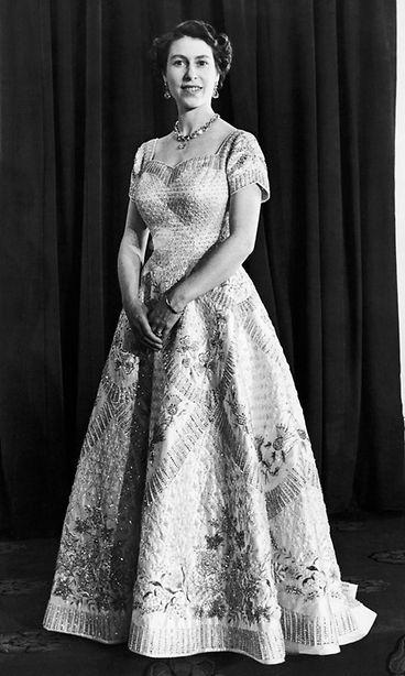 Englannin Kuningatar Elisabetin äiti