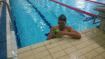 Uinti, Tuomas Pokkinen, tekniikka, teknologia