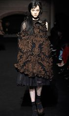 Simone Rocha's fall 2015 women's wear