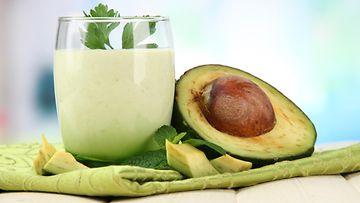 avokado, smoothie