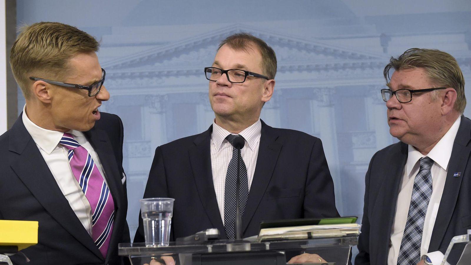 Suomen Kansa Ensin Hallitus