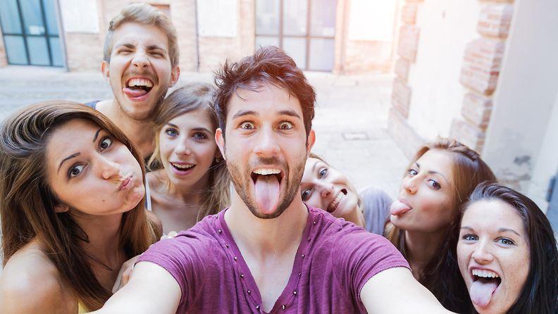 selfieporukka