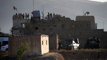Afganistan vankila