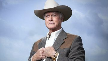 Dallas – Larry Hagman