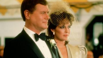 Dallas – J.R. ja Sue Ellen (Larry Hagman ja Linda Gray)