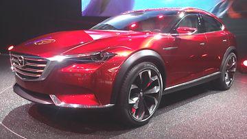 Mazda Koeru -konseptiauto.