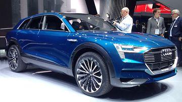 Audi e-Tron konseptiauto