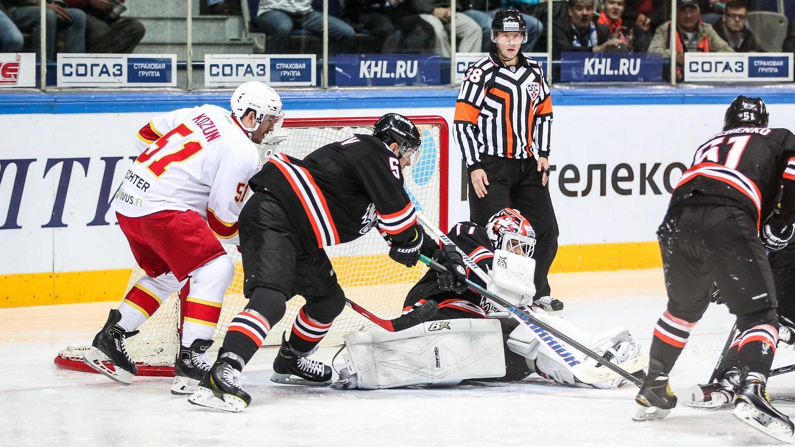 Westerlund: Menestys ei voi olla kahden pelaajan harteilla - KHL - Jääkiekko - Sport - MTV.fi