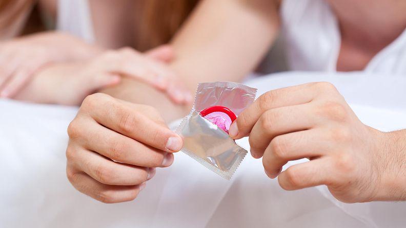 kondomi, pariskunta