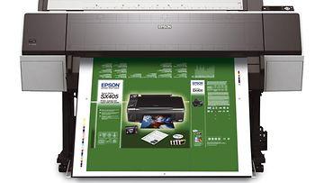 Epson Stylus Pro 9900 - tulostin