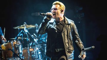 U2 Bono Torinossa 4.9.2015
