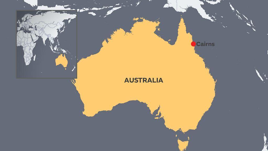 Australian Poliisi Loysi Kokeneen Matkaajan Ruumiin Eramaasta