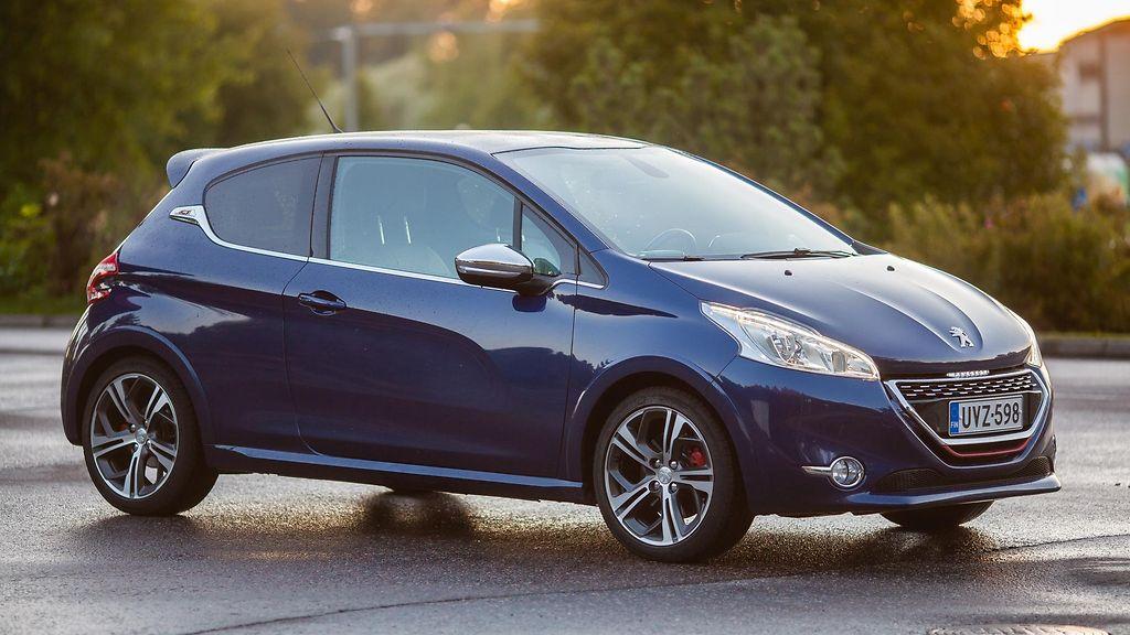 Peugeot Kokemuksia