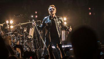 U2 Los Angelesissa 27.5.2015