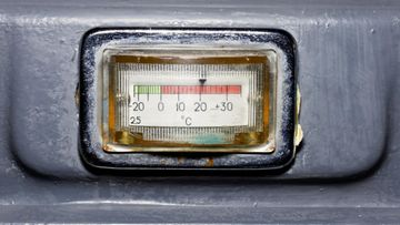 pakastin lämpömittari