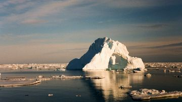 Grönlanti, ilmastonmuutos, turismi, sulaminen