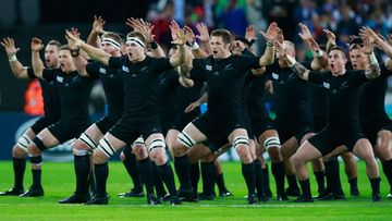 All Blacks haka 2015