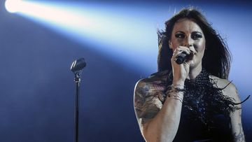 Nightwish Rock in Rio 25.9.2015 1