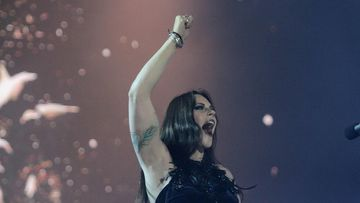 Nightwish Rock in Rio 25.9.2015 5