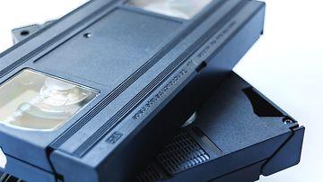 vhs-kasetit