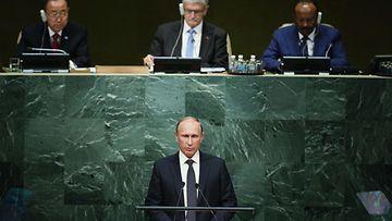 Vladimir Putin YK