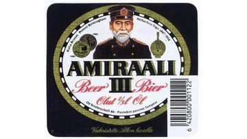Retro-olut Amiraali