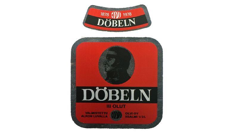 Retro-olut Döbeln