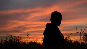 auringonlaskun lapsi