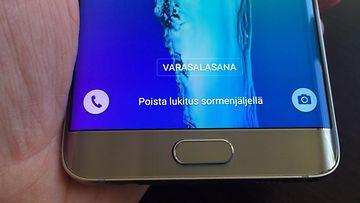 Samsung Galaxy Edge+ Android kännykkä