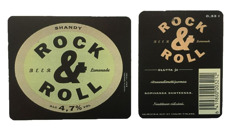 Retro-olut Rock&Roll