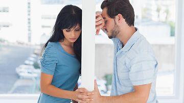 haasteita dating eronnut nainen