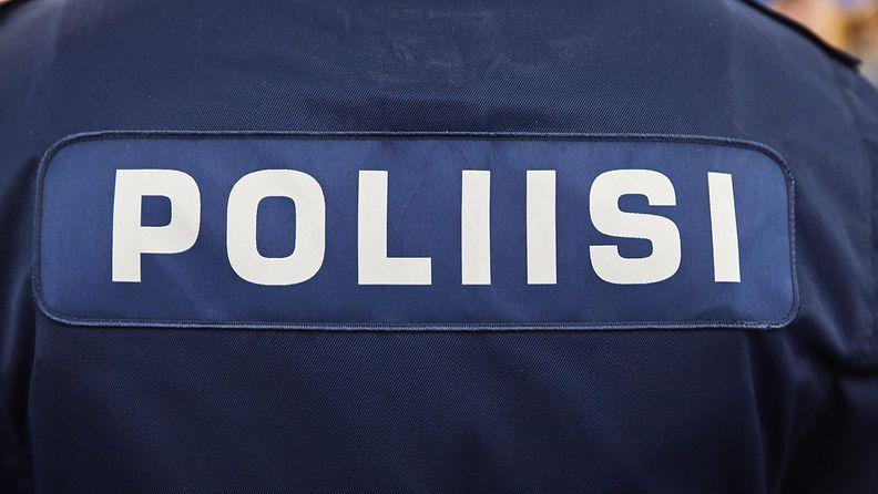 poliisi kuvituskuva