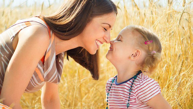 Äiti ja tytär (2)