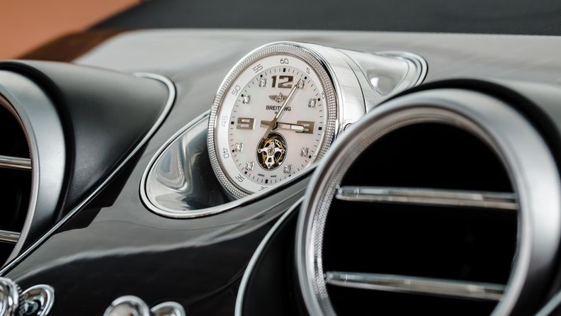 Bentley Bentaygan Breitling-kello
