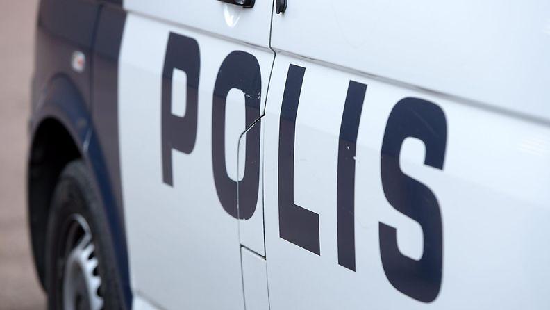 Poliisiauto, poliisi, rikos