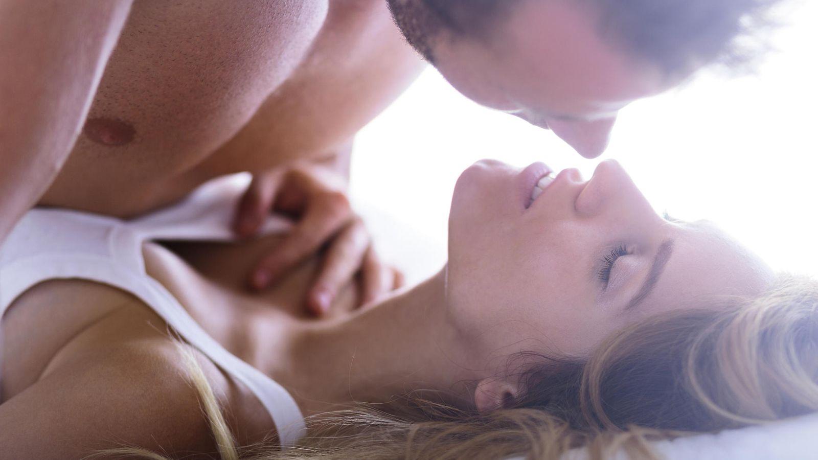 seksi asento orgasmi naisella