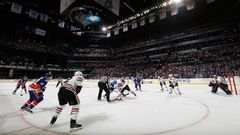 Barclays Center NY Islanders vastaan Chicago 2015