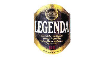 Retro-olut Legenda III