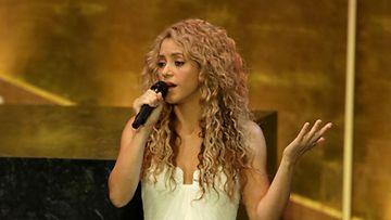 Shakira 26.9.2015