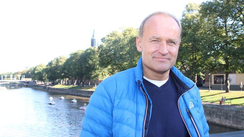 Janne Porkka Turussa 30.9.2015 1