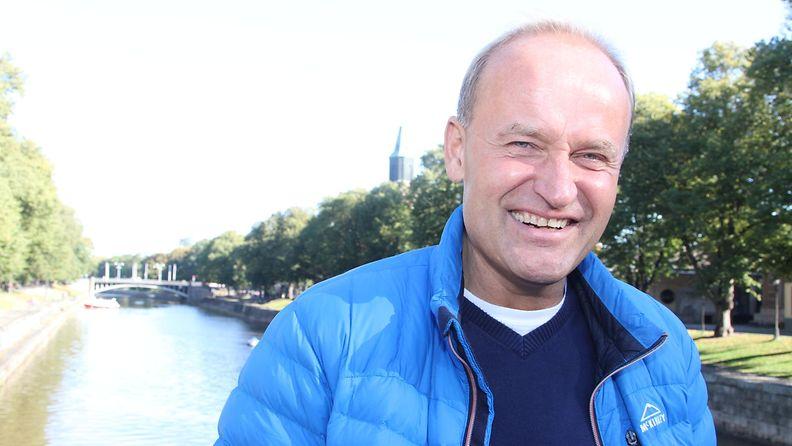 Janne Porkka Turussa 30.9.2015 2
