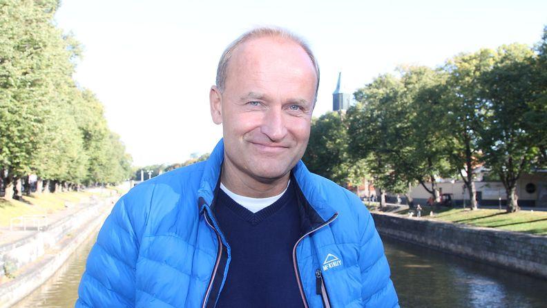 Janne Porkka Turussa 30.9.2015 3