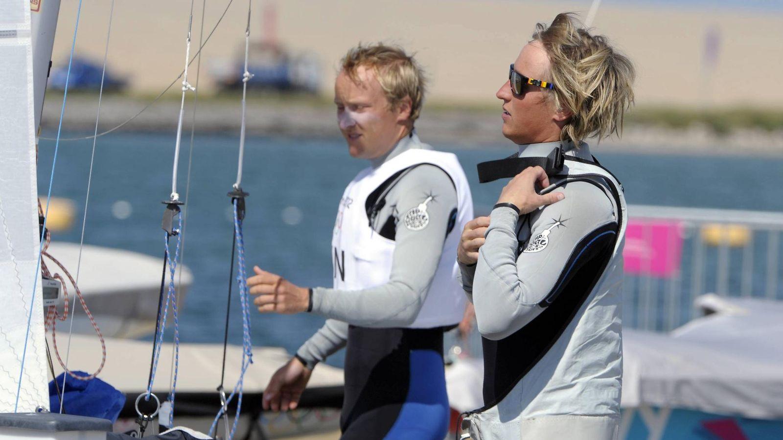 Joonas ja Niklas Lindgren varmistivat paikan olympialaisiin - Muut lajit - Muut lajit - Sport ...