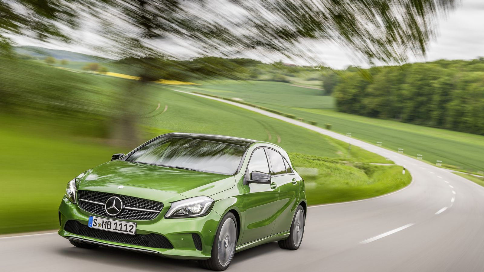 Koeajo mercedes benz a kritiikkiin vastattiin for Mercedes benz lifestyle
